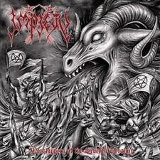 Impiety - Worshippers of the Sevennth Tyrany CD Digi
