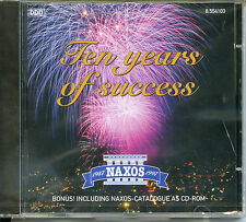 Naxos - Ten Years Of Success