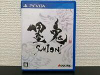 USED PSV SUMIONI - PSVita JAPAN Import PlayStation Vita