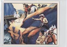 1984 WTW 1940 Lone Ranger Reprint #29 Blaster Canyon Non-Sports Card 0d4