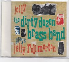 The Dirty Dozen Brass Band-Jelly (CD 1993)