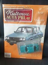 IXO IST Dacia 1310 Polish edition KAP 1:43 MIB OVP old stock 1980's PRL Romania