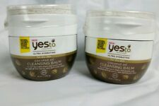 Lot of 2 - YES TO Coconut for dry skin Coconut Oil Cleansing Balm - 4 oz ea New