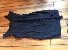Dress NWT $48 Girls 10 Black dress 2-hip brand NEW
