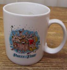 Jacuzzi Vasca Idromassaggio Party Time Caffè Tazza Vintage 1987 Gary Patterson