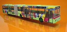 """Rietze 69830 Mercedes-Benz O 405G """" infra fürth / City Center """" Bus, Scale 1:87"""