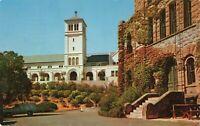 Postcard San Francisco Theological Seminary San Anselmo California