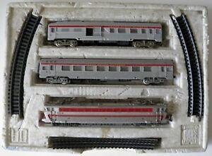 Jouef  coffret trans europe express train HO CC 40101 locomotives SNCF