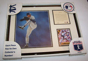 """1992 Jack Morris Kelly Russell Studios Limited Edition """"Work Horse"""""""