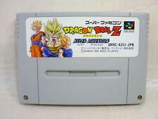 Super Famicom DRAGON BALL Z HYPER DIMENSION Nintendo Cartridge Only sfc