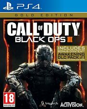 Call of Duty Black Ops III - Gold Edition | PlayStation 4 PS4 New