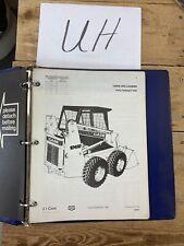 Case 1845b Parts Manual Book Catalog List Skid Steer Loader Guide 8 1850