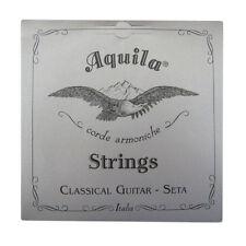 GUITAR STRINGS - AQUILA SETA SERIES - CLASSICAL GUITAR - FULL SET - 127C