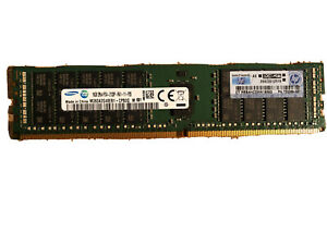 HP 752369-081, 16GB 2RX4 PC4-17000P-R DDR4-2133MHZ RDIMM  Gen 9