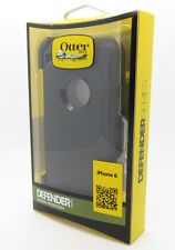 OtterBox DEFENDER iPhone 6 and 6S Case - Black