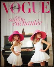 Vogue Enfants 2012 Bambini Lea P. Kids models Burberry Benoit Peverelli Paris