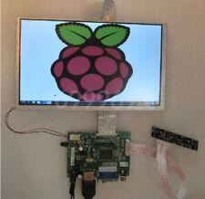 8 inch LCD TFT Display 800x480 + HDMI+VGA+2AV Controller Board for Raspberry Pi