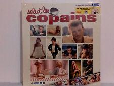 3 DVD SALUT LES COPAINS COFFRET HALLYDAY VARTAN HARDY DUTRONC