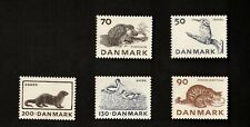 Denmark 1975 Lot of 5 Stamps Sc# 580-584,