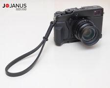 Leather Camera Wrist Strap | Leica M Fuji X100 X PRO Olympus OM-D Pen Sony A7