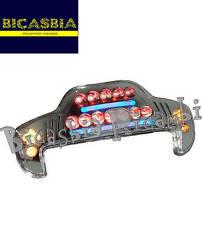 8484 - FANALE FARO POSTERIORE CON FRECCE A LED YAMAHA 50 BW'S FINO AL 2003