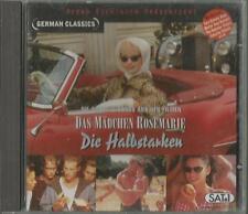 A -1 CD Das Mädchen Rosemarie / Die Halbstarken / Songs aus den Filmen