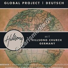 CD: Hillsong Curch Germany-Global Project tedesco-worship-lobpreis * NUOVO *