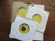 "Bundle Lot Electric Light Orchestra (ELO) 7"" Vinyl Singles S Jet 109 150 & 7004"