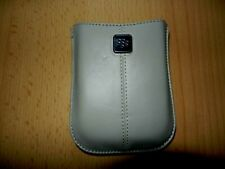 Genuine Blackberry 9500 9530 9520 Storm 2 9550 Leather Pouch Bag BB Case