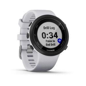 Garmin Garmin Swim 2 Watch White Wristband: White - Silicone