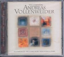 The Essential ANDREAS VOLLENWEIDER CD, 2000, NEW, SEALED