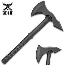 "16"" M48 Training Throwing Tomahawk Axe Hatchet Self Defense Martial Arts Tool"