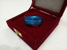 Best Price,20D Double Aspheric Lens BLUE in WOOD BOX BY DR.HARRY