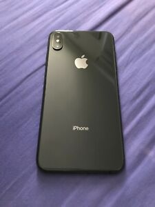 Iphone Xs Max 256Gb Space Gray With Apple Care Unlocked