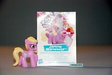 My Little Pony Wave 19 Friendship is Magic Collection Janine Manewitz