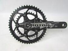 Rotor 3D 50/34 170mm Road Bike Crankset Black Used