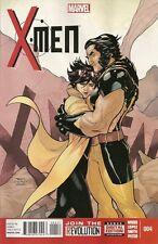 X-MEN #4 MARVEL COMICS