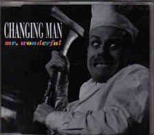 Changing Man-Mr Wonderful cd maxi single