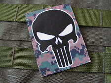 Snake Patch - PUNISHER marpat digital - USMC sniper AIRSOFT scratch