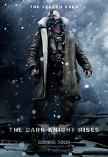 The Dark Knight Rises movie poster print  : Tom Hardy poster : 11 x 17 inches