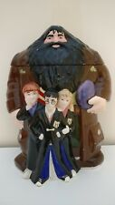 Harry Potter Enesco Hagrid & Friends Porcelain Cookie Jar