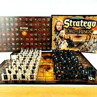 The Lord of the Rings Stratego Trilogy Edition Board Game Middle-Earth Strategy