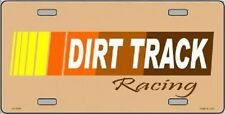 Aluminum License Plate Vehicle Sports Dirt Track Racing NEW