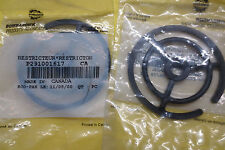 Seadoo GTX LRV Restrictor SET 291001617 2001 2002 2003 (2pcs) Nos NIP PWC RFI