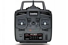 Futaba ATTACK T4YWD 4-Kanal Fernsteuersystem FHSS + R214FGE - 01000038