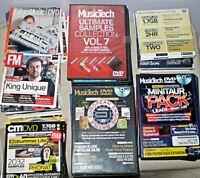 Mega Sample Library - 700GB of 16bit & 24bit Royalty Free Samples + Sfw & Tutor