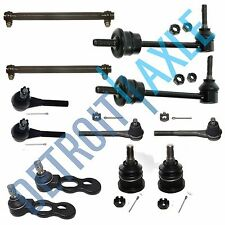 New 12pc Complete Front Suspension Kit for 1998-2002 Ford Crown Victoria