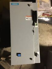Siemens 17DUE92BF10 Combination Magnetic Motor Starter