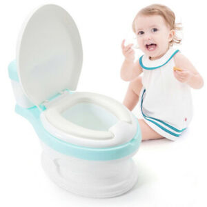 Portable Baby Kids Trainer Toilet Seat child Toddler Training Potty SafetyChair