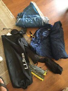 LL Bean 4 Person - Ultra Dome  4 Person Tent